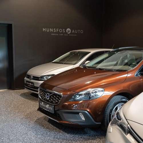 Bilsalgavdeling Hunsfos Auto